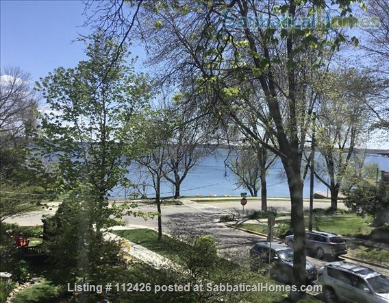 Fabulous Lake Views, Fully Furnished,  All Utilties, Laundry,  and Internet Included.   Home Rental in Madison, Wisconsin, United States 0