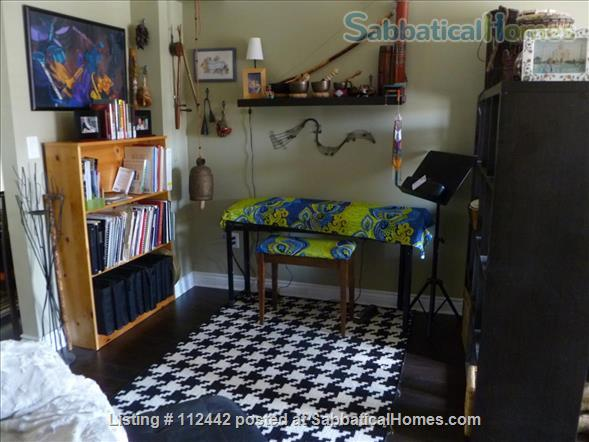 West End Furnished Townhouse Home Rental in Kingston, Ontario, Canada 2