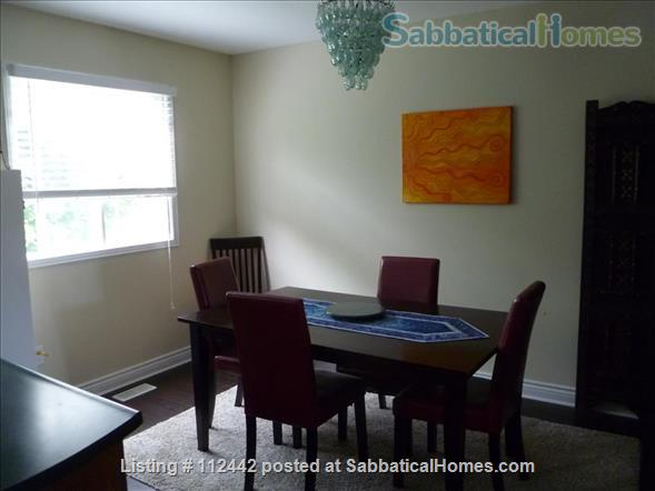 West End Furnished Townhouse Home Rental in Kingston, Ontario, Canada 4