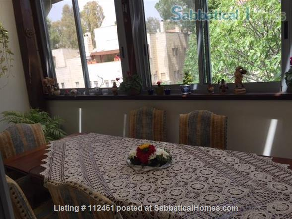 Lovely Duplex in the German Colony Home Rental in Jerusalem, Jerusalem District, Israel 9