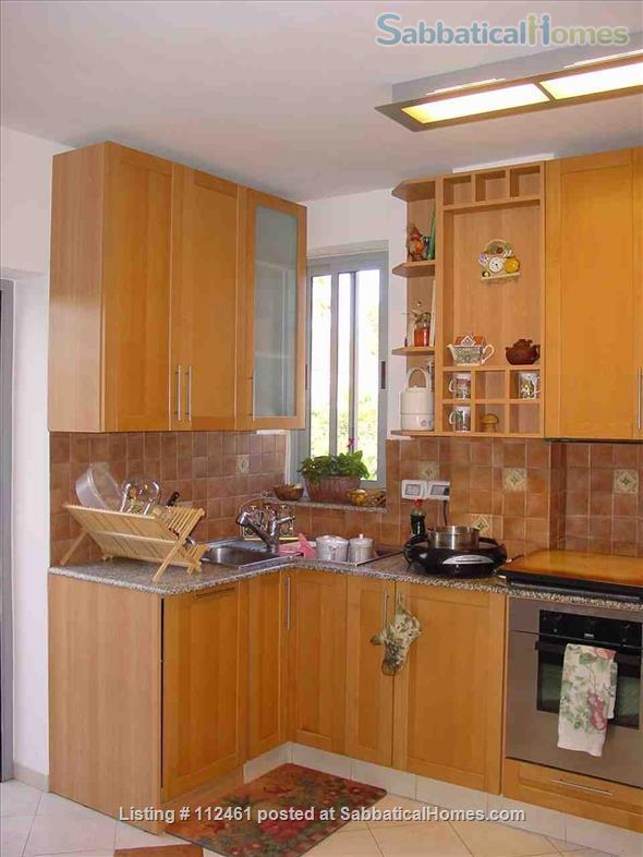 Lovely Duplex in the German Colony Home Rental in Jerusalem, Jerusalem District, Israel 1