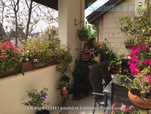 Lovely Duplex in the German Colony Home Rental in Jerusalem, Jerusalem District, Israel 0