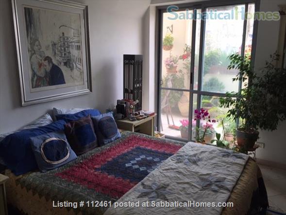 Lovely Duplex in the German Colony Home Rental in Jerusalem, Jerusalem District, Israel 2