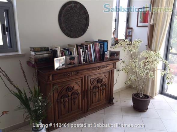 Lovely Duplex in the German Colony Home Rental in Jerusalem, Jerusalem District, Israel 7