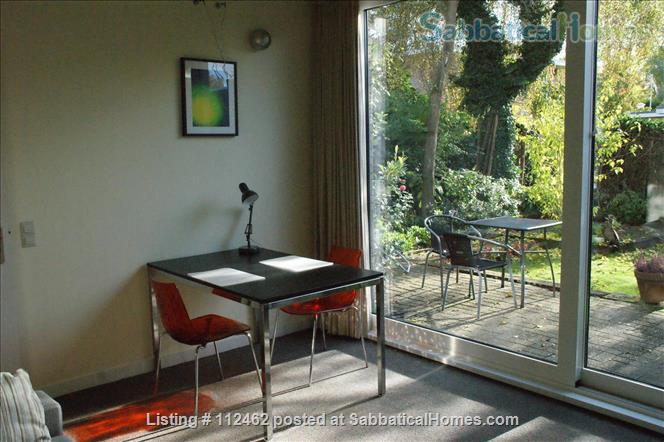 Light and cozy apartment with a garden & free parking Home Rental in Amsterdam, NH, Netherlands 1