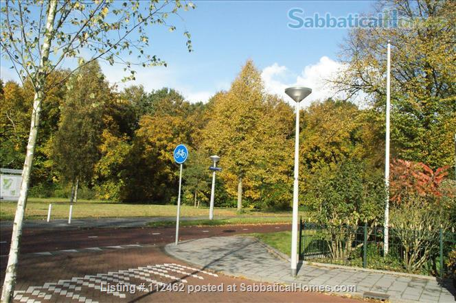 Light and cozy apartment with a garden & free parking Home Rental in Amsterdam, NH, Netherlands 8