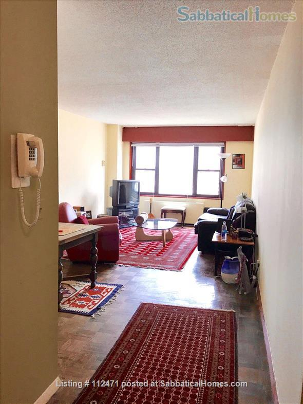 1BR apartment with fantastic view of Lincoln Center; Upper West Side Home Rental in New York, New York, United States 2