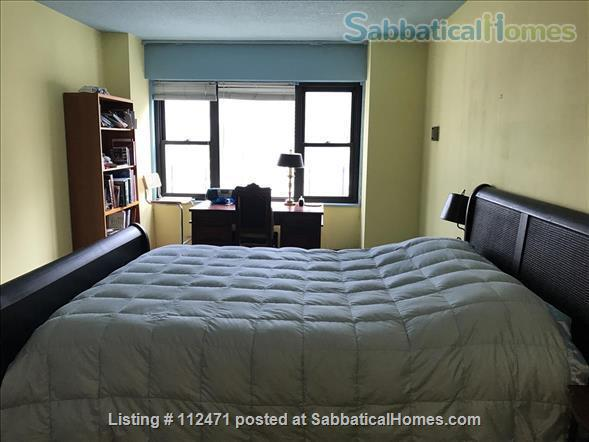 1BR apartment with fantastic view of Lincoln Center; Upper West Side Home Rental in New York, New York, United States 6