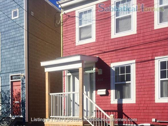 All-inclusive rental  downtown Halifax , Nova Scotia Home Rental in Halifax, Nova Scotia, Canada 1