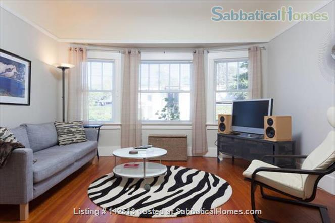Sunny 1BD 1block from N. Berk BART Home Rental in Berkeley, California, United States 0