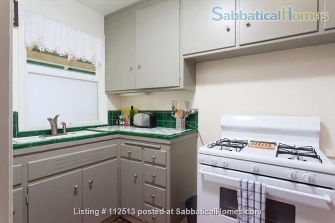 Sunny 1BD 1block from N. Berk BART Home Rental in Berkeley, California, United States 3