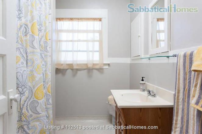 Sunny 1BD 1block from N. Berk BART Home Rental in Berkeley, California, United States 4