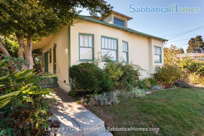 Sunny 1BD 1block from N. Berk BART Home Rental in Berkeley, California, United States 7