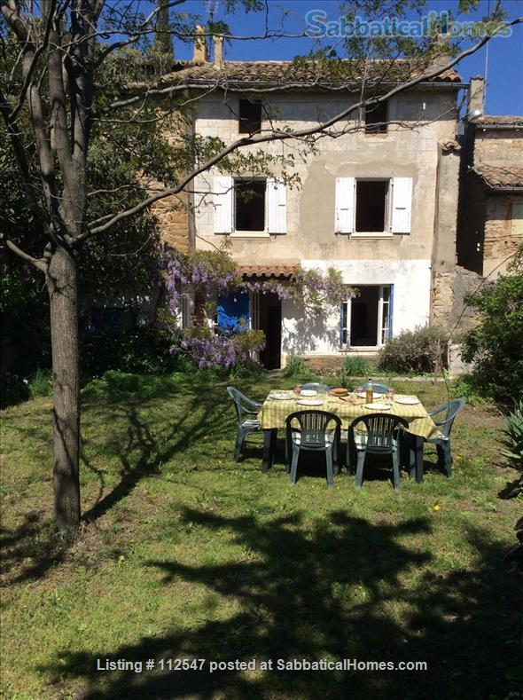 Charming 3-bedroom house in Provençal village                     Home Rental in Mirabel-aux-Baronnies, Auvergne-Rhône-Alpes, France 9