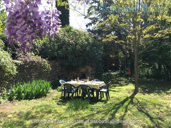 Charming 3-bedroom house in Provençal village                     Home Rental in Mirabel-aux-Baronnies, Auvergne-Rhône-Alpes, France 3
