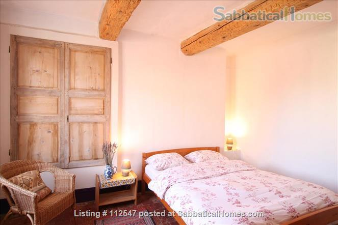 Charming 3-bedroom house in Provençal village                     Home Rental in Mirabel-aux-Baronnies, Auvergne-Rhône-Alpes, France 5