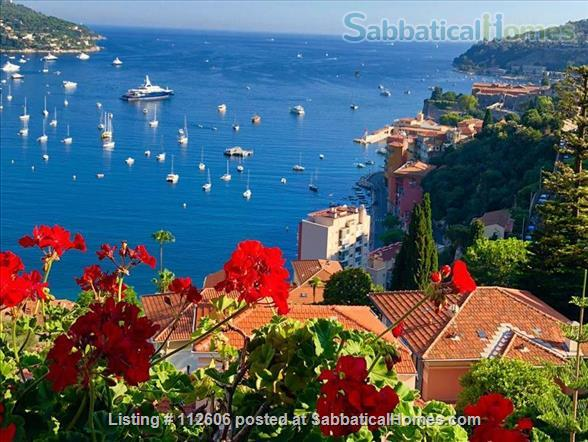 Breathtaking Apartment for a Relaxing Sabbatical on the Côte d'Azur Home Rental in Villefranche-sur-Mer, Provence-Alpes-Côte d'Azur, France 1