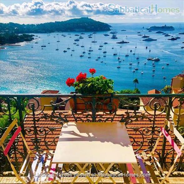 Breathtaking Apartment for a Relaxing Sabbatical on the Côte d'Azur Home Rental in Villefranche-sur-Mer, Provence-Alpes-Côte d'Azur, France 5