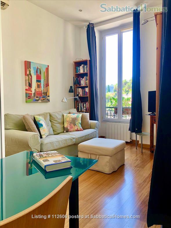 Breathtaking Apartment for a Relaxing Sabbatical on the Côte d'Azur Home Rental in Villefranche-sur-Mer, Provence-Alpes-Côte d'Azur, France 6