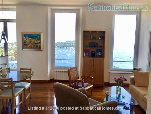 Breathtaking Apartment for a Relaxing Sabbatical on the Côte d'Azur Home Rental in Villefranche-sur-Mer, Provence-Alpes-Côte d'Azur, France 7