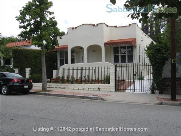 West Hollywood/UCLA/Cedars-Sinai Home Rental in West Hollywood, California, United States 0