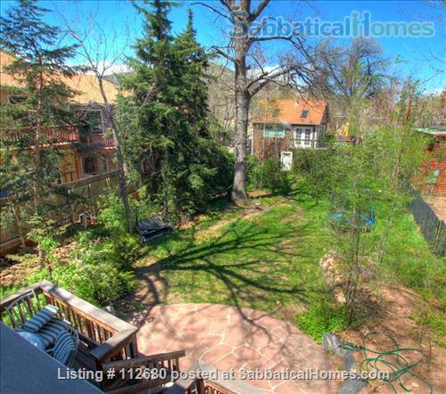West Boulder Family Home near Univ. of CO, Summer 2022 Rental Home Rental in Boulder, Colorado, United States 9