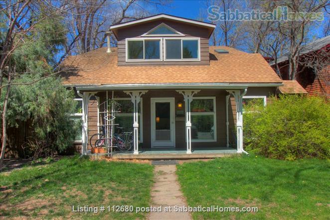 West Boulder Family Home near Univ. of CO, Summer 2022 Rental Home Rental in Boulder, Colorado, United States 1