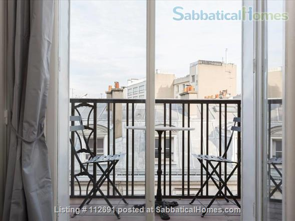 Studio Madeleine-Opera Home Rental in Paris 1