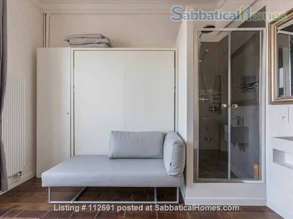 Studio Madeleine-Opera Home Rental in Paris 5