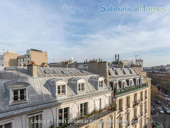 Studio Madeleine-Opera Home Rental in Paris 7