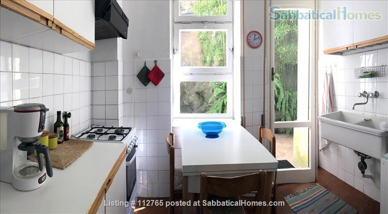 Magnificent family apartment with a splendid view on the Ligurian Riviera Home Rental in Rapallo, Liguria, Italy 9