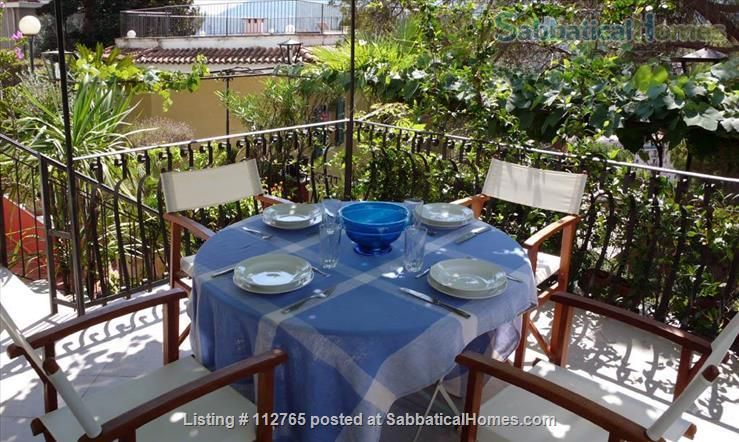 Magnificent family apartment with a splendid view on the Ligurian Riviera Home Rental in Rapallo, Liguria, Italy 5