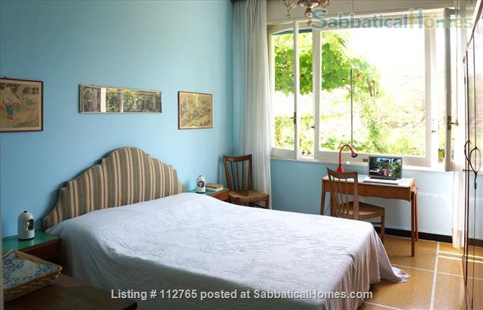 Magnificent family apartment with a splendid view on the Ligurian Riviera Home Rental in Rapallo, Liguria, Italy 6