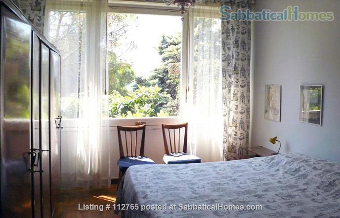 Magnificent family apartment with a splendid view on the Ligurian Riviera Home Rental in Rapallo, Liguria, Italy 7
