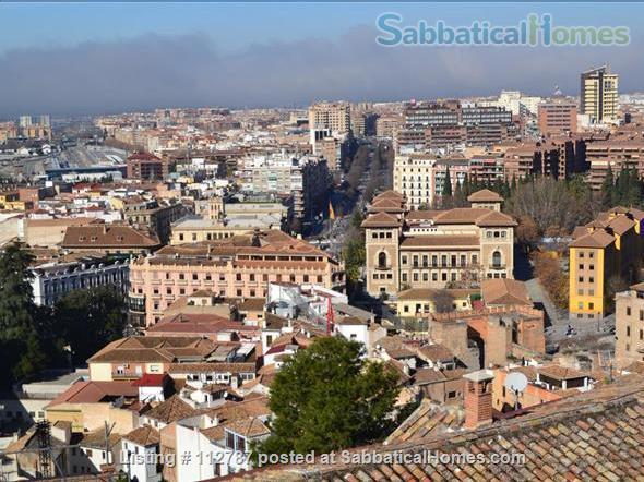 La Lona House Home Rental in Granada, Andalucía, Spain 1
