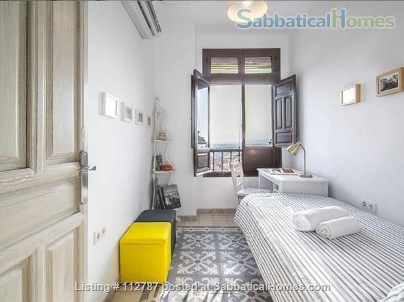 La Lona House Home Rental in Granada, Andalucía, Spain 6