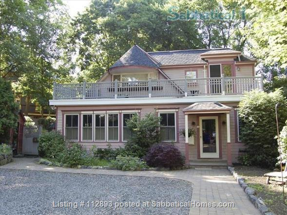 Carriage House on Coolidge (Utils Incl.) (furnished)(August 25, 2021 available) Home Rental in Brookline, Massachusetts, United States 1