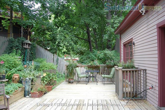 Carriage House on Coolidge (Utils Incl.) (furnished)(August 25, 2021 available) Home Rental in Brookline, Massachusetts, United States 0