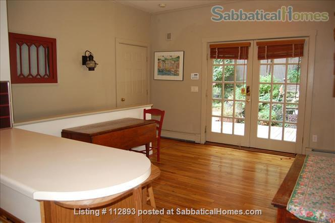 Carriage House on Coolidge (Utils Incl.) (furnished)(August 25, 2021 available) Home Rental in Brookline, Massachusetts, United States 4