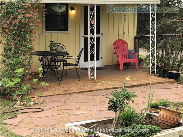 UT/Hyde Park cottage w/patio; PAID Elec/water/WiFi/Washer/Dryer/Bike Home Rental in Austin, Texas, United States 6