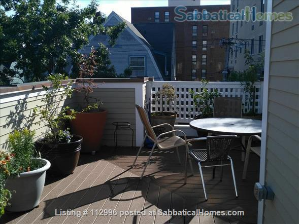 Beautiful and spacious townhouse 3 min walk from Central Square Home Rental in Cambridge, Massachusetts, United States 0