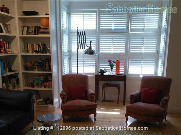 Beautiful and spacious townhouse 3 min walk from Central Square Home Rental in Cambridge, Massachusetts, United States 1