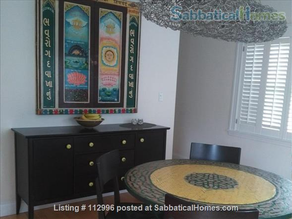 Beautiful and spacious townhouse 3 min walk from Central Square Home Rental in Cambridge, Massachusetts, United States 3