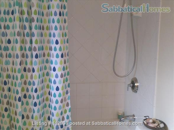 Beautiful and spacious townhouse 3 min walk from Central Square Home Rental in Cambridge, Massachusetts, United States 4