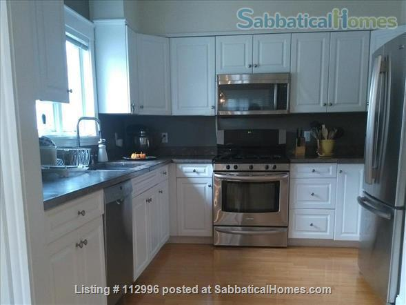 Beautiful and spacious townhouse 3 min walk from Central Square Home Rental in Cambridge, Massachusetts, United States 6