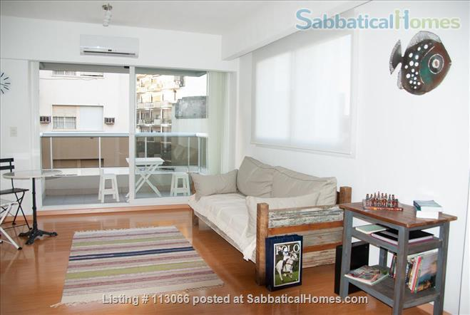 Luxury apartment in Buenos Aires - Palermo Home Rental in Buenos Aires, CABA, Argentina 2