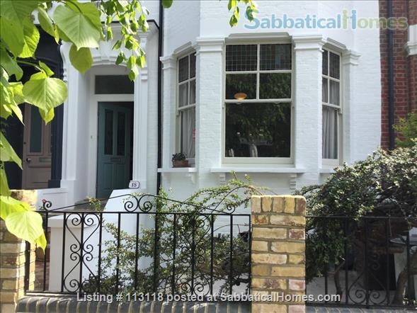 Ensuite room in family house, Clapton, London E5 Home Rental in London, England, United Kingdom 0