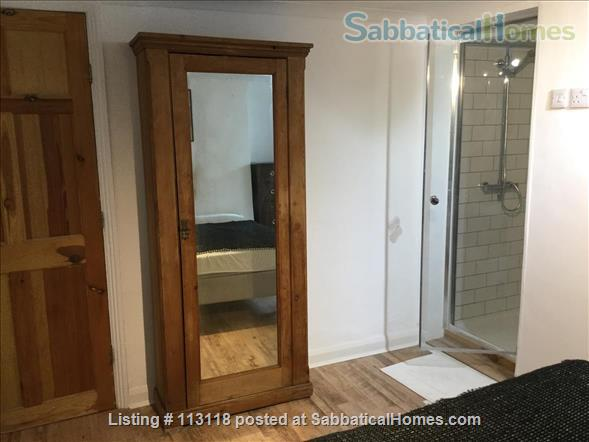 Ensuite room in family house, Clapton, London E5 Home Rental in London, England, United Kingdom 2