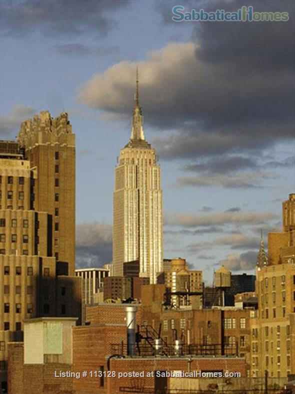 West Village Gem with Empire State Building/Manhattan Views!  Short and Long-Term Rental!  Home Rental in New York, New York, United States 9