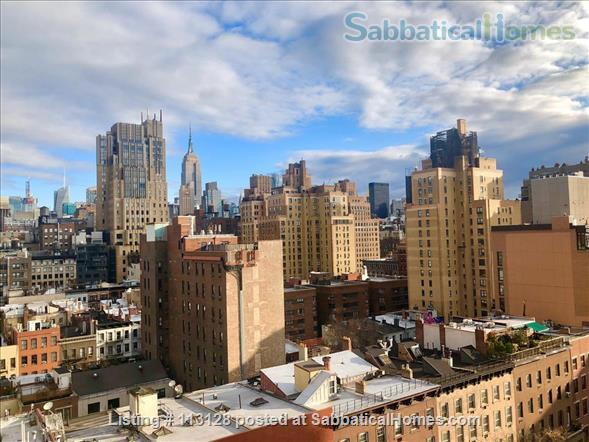 West Village Gem with Empire State Building/Manhattan Views!  Short and Long-Term Rental!  Home Rental in New York, New York, United States 1